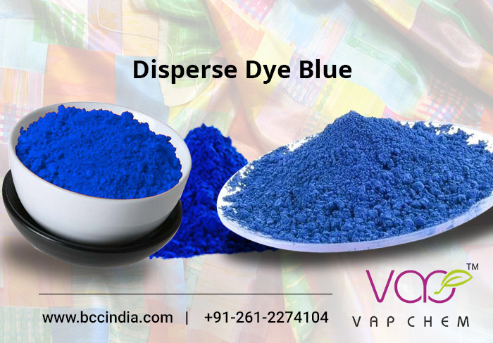 Disperse Dyes Blue Manufacture